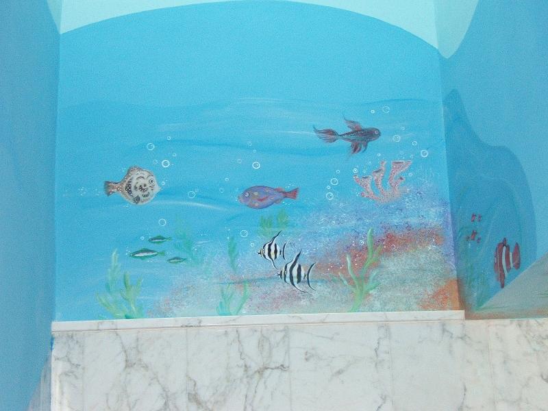 Decorazioni Bagno Bambini : Arti decorazioni per gli spazi dei bambini camerette asili