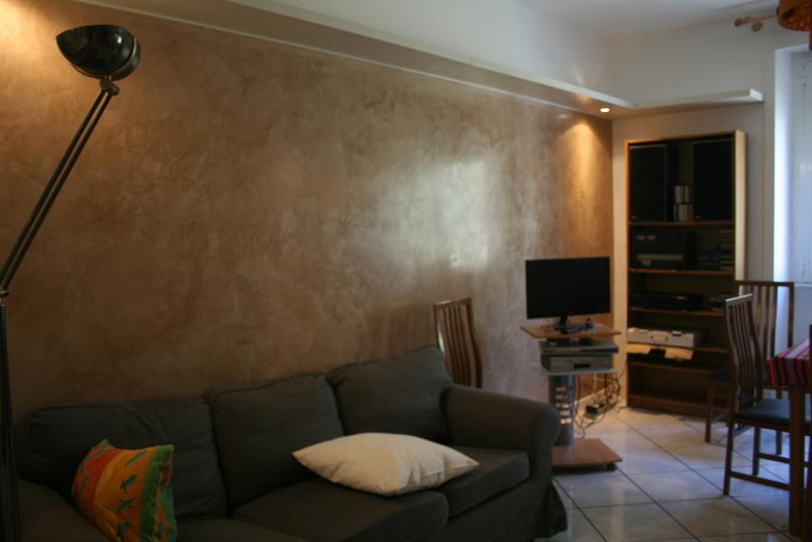 Tinteggiature imbiancature effetti decorativi - Colore in casa ...